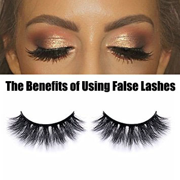 The Benefits of Using False Lashes