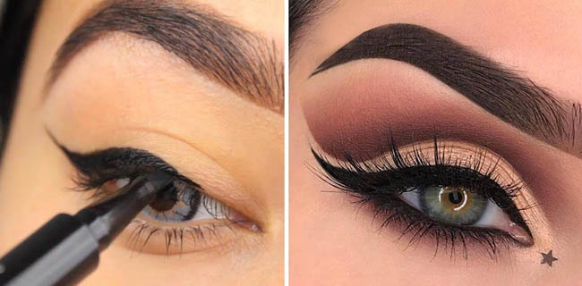 mink lashes using tips